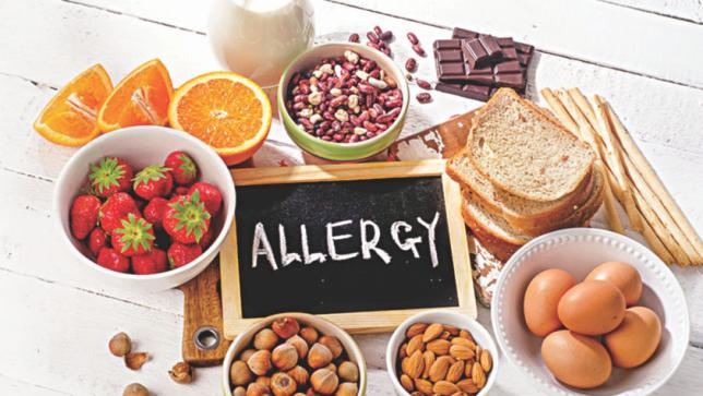Allergies and Food Intolerance