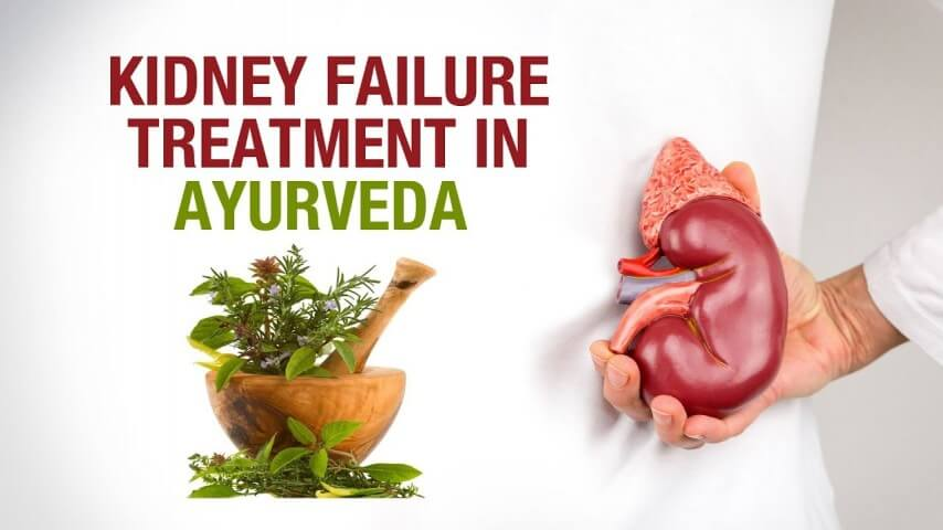 Kidney Failure ( ARF / CRF ) Ayurvedic Herbal Remedies